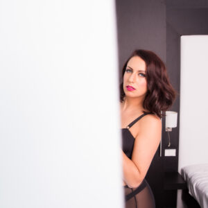 Pin up Boudoir Portret