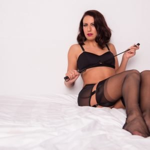 Stoute pin up Boudoir Fotografie