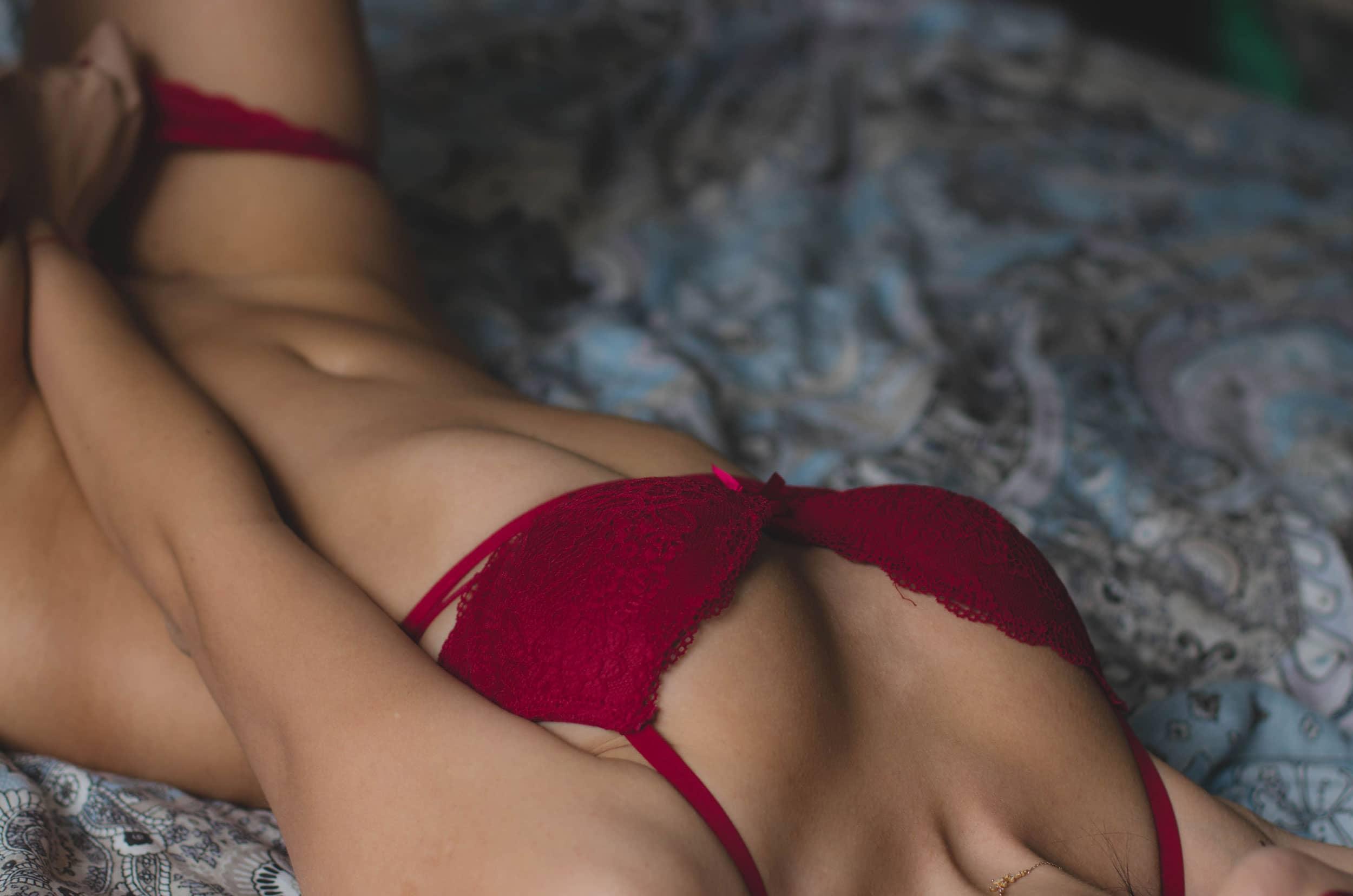 Erotische Fotoshoots